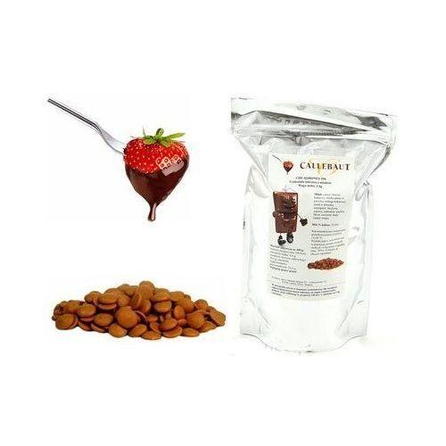 Czekolada miodowa belgijska do fondue oraz fontann   1 kg marki Callebaut