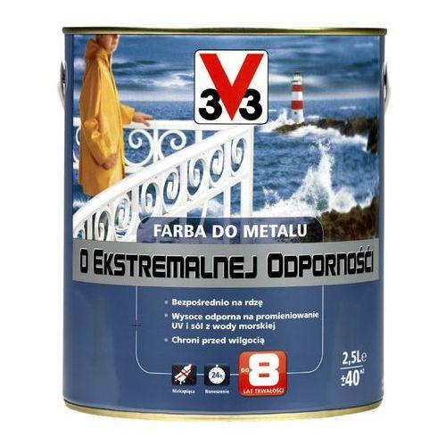 Farba Do Metalu V33 Ekstra Odpornosc Ciemnozielona 0 5 L Kolor