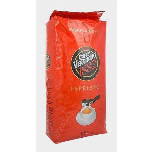 Vergnano espresso 1 kg marki Caffe vergnano. Najniższe ceny, najlepsze promocje w sklepach, opinie.