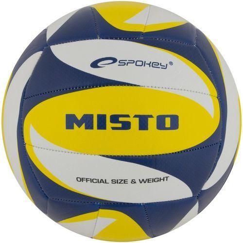 Piłka siatkowa SPOKEY Misto Niebiesko-Żółty (rozmiar 5)