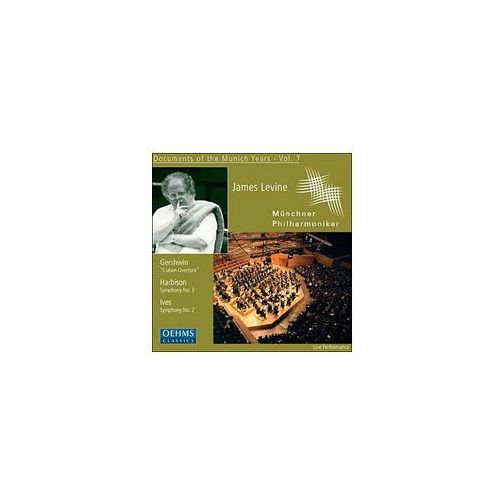Oehms classics Gershwin: cuban overture / harbison: symphony no. 3 / ives: symphony no. 2