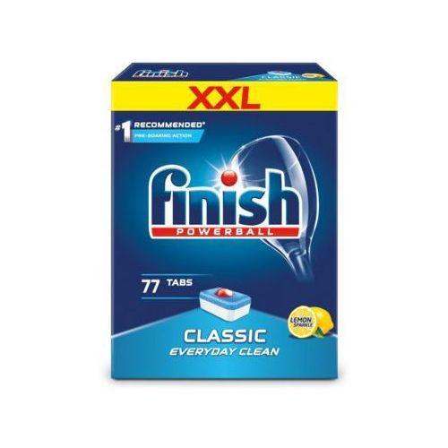 Tabletki classic 77 szt. cytrynowe marki Finish