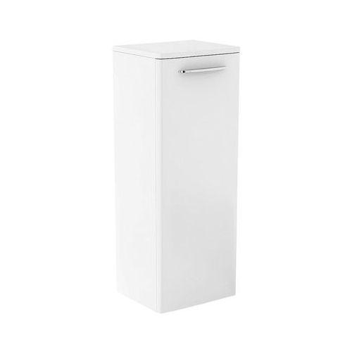 Nova pro szafka wisząca boczna 33 x 86 6 x 28 cm biały połysk - 88427000 marki Koło