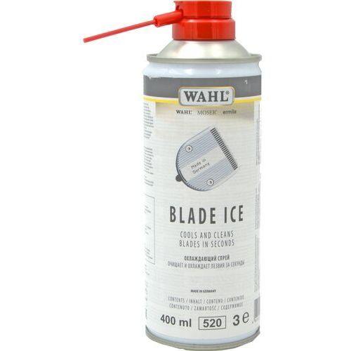 Wahl blade ice spray 4w1 spray do konserwacji ostrzy 400ml marki Wahl pro