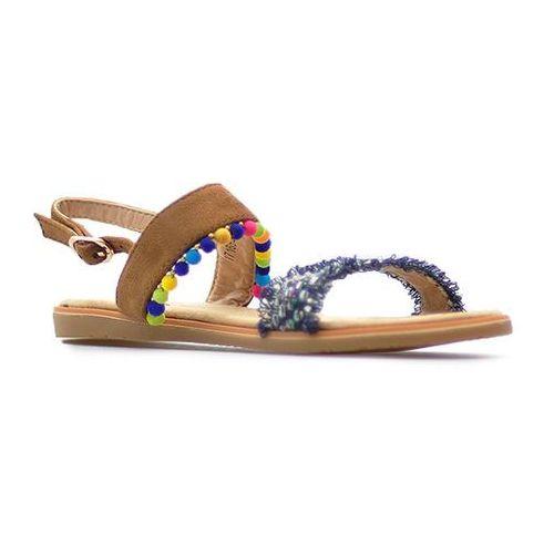 Sandały Kylie K1716512 Granatowe/Brązowe