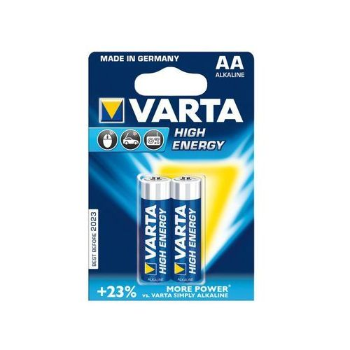 Varta Bateria high energy