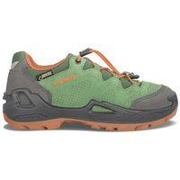 Lowa Buty diego gtx lo green/orange rozmiar 31/19,5cm