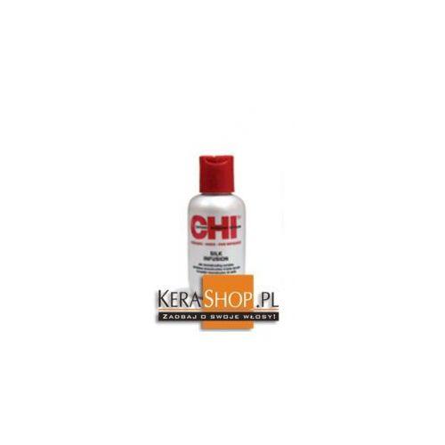CHI Silk Infusion Jedwabny Kompleks Odbudowujący Włosy 15 ml