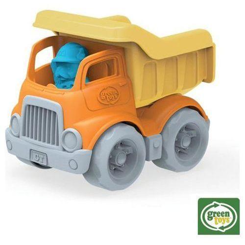 BIGJIGS Green Toys - Pomarańczowa Wywrotka