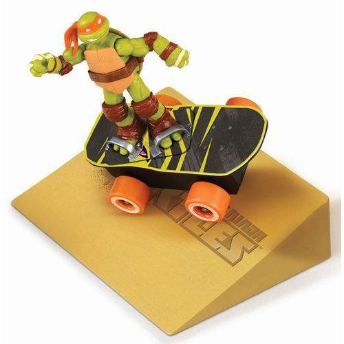 , wojownicze żółwie ninja, deska spinnin skateboard marki Playmates toys