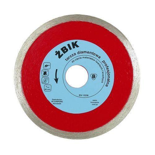 In corpore Tarcza diamentowa 125 x 22.2 mm żbik (5907234110206)