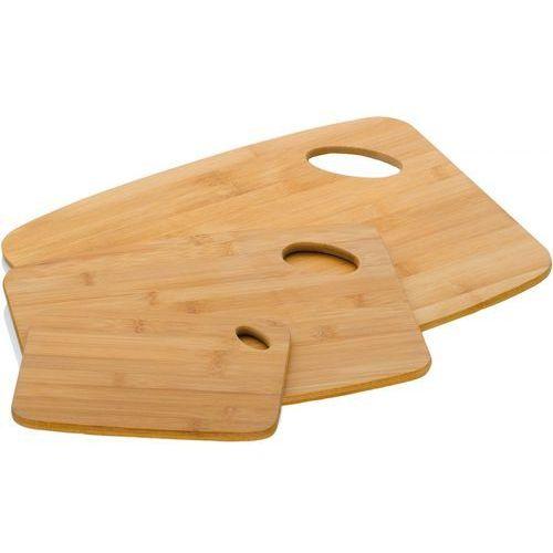 Deski bambusowe do krojenia Katana Kela 3 sztuki (KE-12009) (4025457120091)