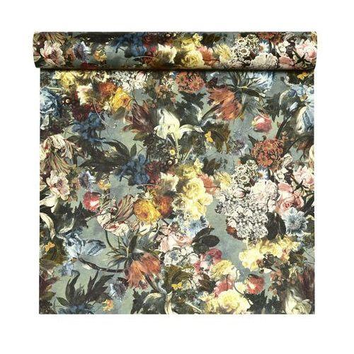 Tapeta w kwiaty lilled multikolor winylowa na flizelinie marki Rasch