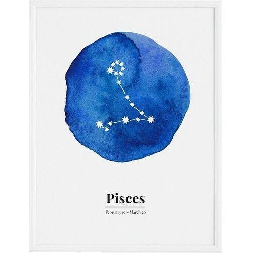 Plakat Pisces 21 x 30 cm (5902898544756)
