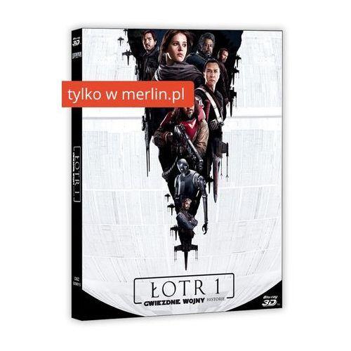 Łotr 1. Gwiezdne wojny – historie 3D Edycja limitowana (Blu-ray) TYLKO W MERLIN.PL - Gareth Edwards (7321995506159)