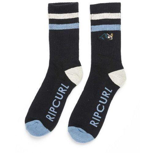 Rip curl Skarpetki - authentic rc crew socks 3p multico (3282) rozmiar: 43/45