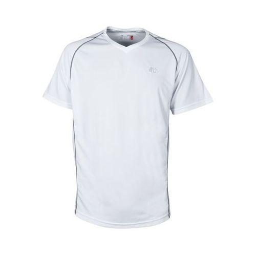 Newline Męska koszulka do biegania base coolskin tee, czarny, s