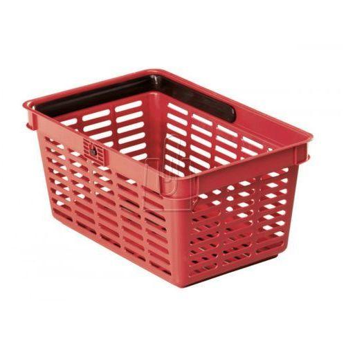 Koszyk na zakupy SHOPPING BASKET czerwony 19 l 18015650 80, DU722-3