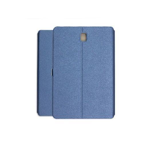 Samsung Galaxy Tab S4 10.5 - etui na tablet Wallet Book - granatowy, kolor niebieski