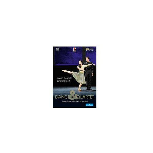 Dance & quartet - three ballets by heinz spoerli, salzburg festival 2012 marki Arthaus musik