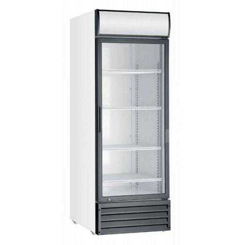 Szafa chłodnicza 1-drzwiowa | 360L | dynamiczny obieg powietrza