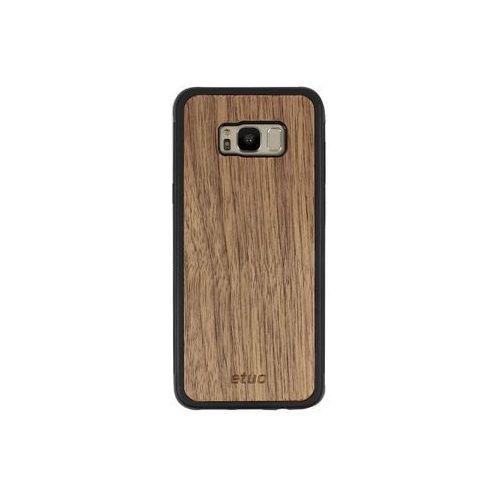 Samsung galaxy s8 plus - etui na telefon wood case - orzech amerykański marki Etuo wood case