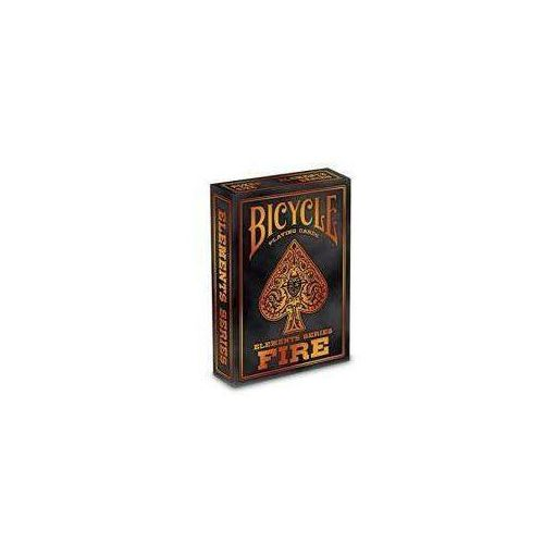 United states playing card company Karty fire deck bicycle (0073854023174)