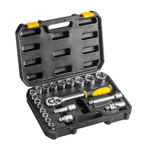 Topex Zestaw kluczy nasadowych 1/2 cala 38d642 (21 elementów) + darmowy transport! (5902062386427)