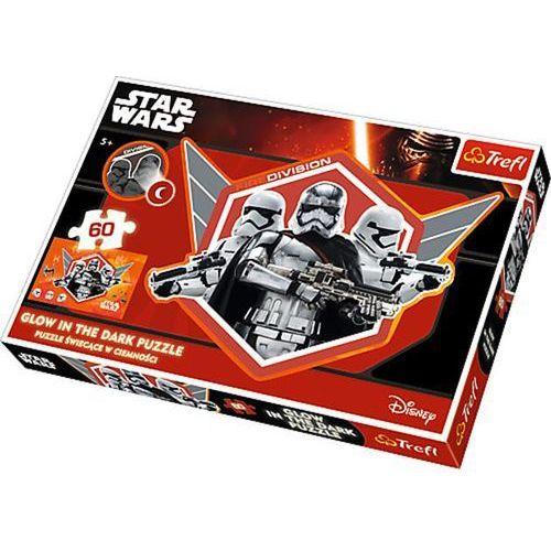 Puzzle Star Wars Kapitan Phasma i szturmowcy - Glow in the Dark