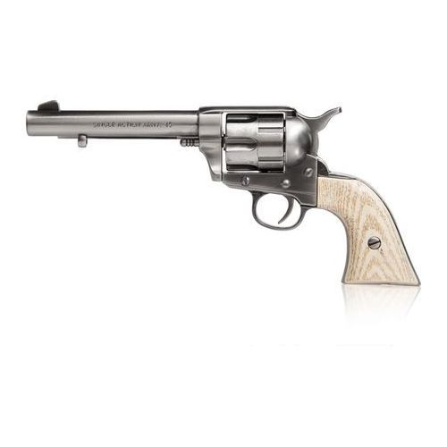 Colt peace maker niklowany 1873r single action army cal 45 k1065-1mnp marki Hiszpania