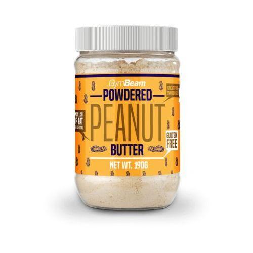 Gymbeam masło orzechowe w proszku 190 g