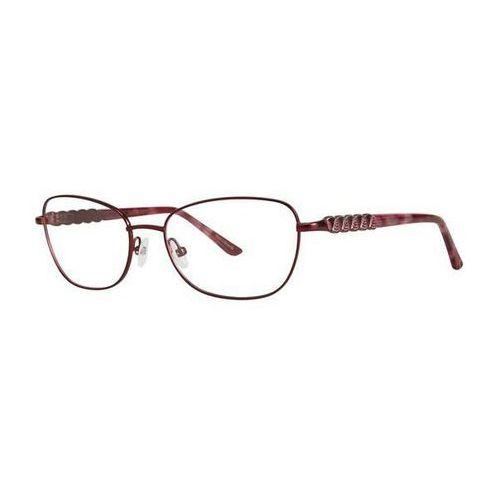 Okulary korekcyjne hannie red marki Dana buchman