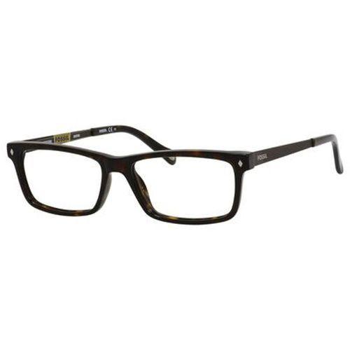 Fossil Okulary korekcyjne  fos 6032 0ex