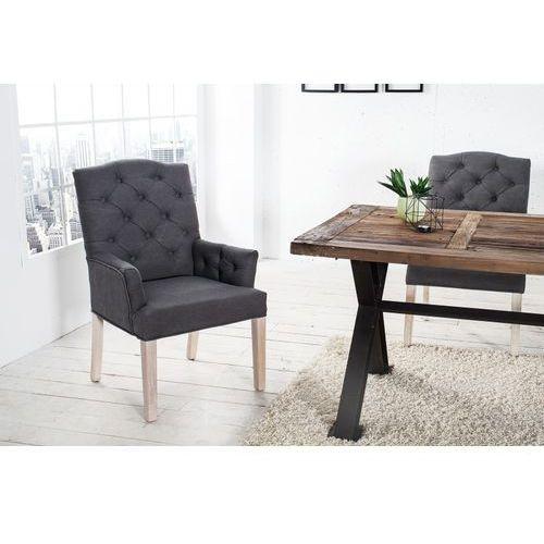 Krzesło Camelot szare, kolor szary
