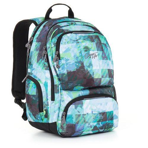 Plecak młodzieżowy Topgal HIT 890 D - Blue