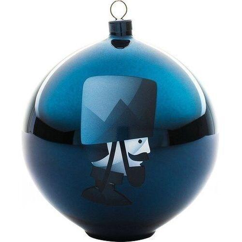 Bombka Blue Christmas zabawkowy żołnierz, AAA07 5