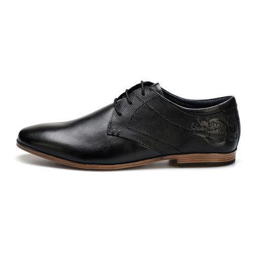 półbuty męskie 43 czarne marki Tom tailor
