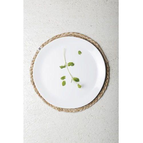 unc urban biały talerz, śr. 25 cm 102523 marki Urban nature culture