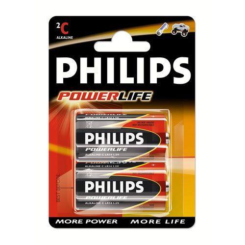 Philips  powerlife bateria lr14pb2c/10 (8711500808257)