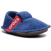Kapcie CROCS - Classic Slipper K 205349 Cerulean Blue, kolor niebieski