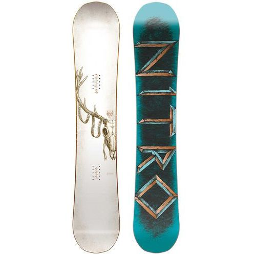 Potestowa deska snowboardowa beast 151 cm marki Nitro