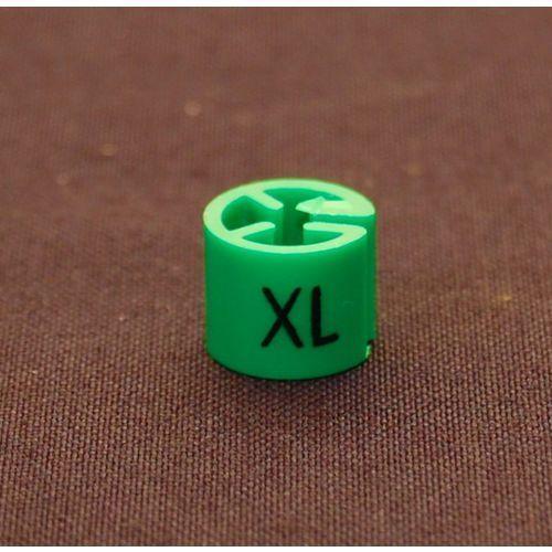 Kpl. (50szt.) oznaczników rozmiaru,,XL'' na wieszaki
