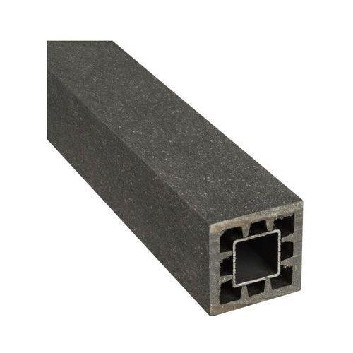 Kantówka kompozytowa 6x6x105 cm antracytowa WPC WINFLOOR