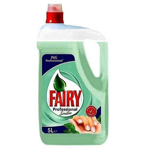 Fairy Płyn do naczyń professional sensitive 5l