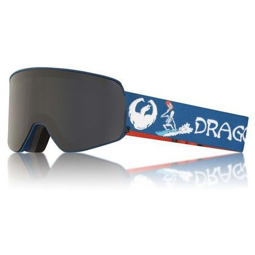 Gogle snowboardowe - nfx2 two dannysig/dksmk+rose (871) rozmiar: os marki Dragon