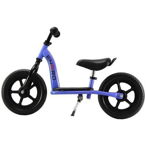 Enero Rowerek biegowy trans fioletowy + darmowy transport! (5902431007007)