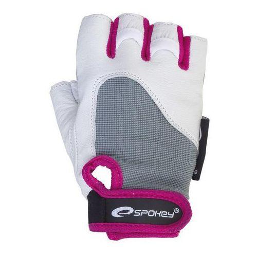 Rękawice fitness SPOKEY Zolia L (5901180324472)