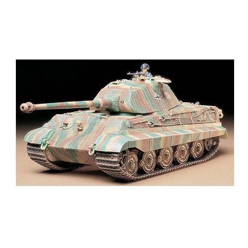 Tamiya king tiger porsche turret - darmowa dostawa!
