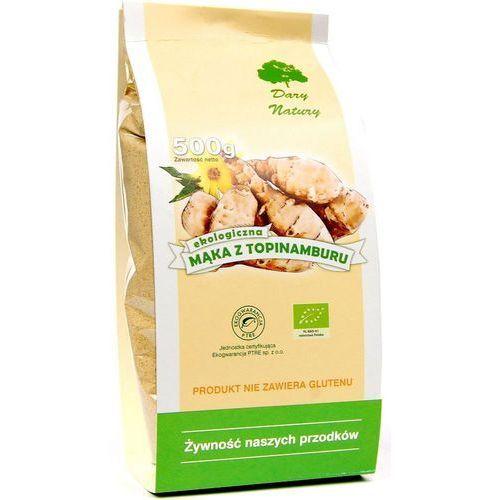 Dary natury Mąka z topinamburu bio 500g