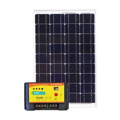 Bateria słoneczna FOTTON FTM-60W z regulatorem ładowania NV5 5A
